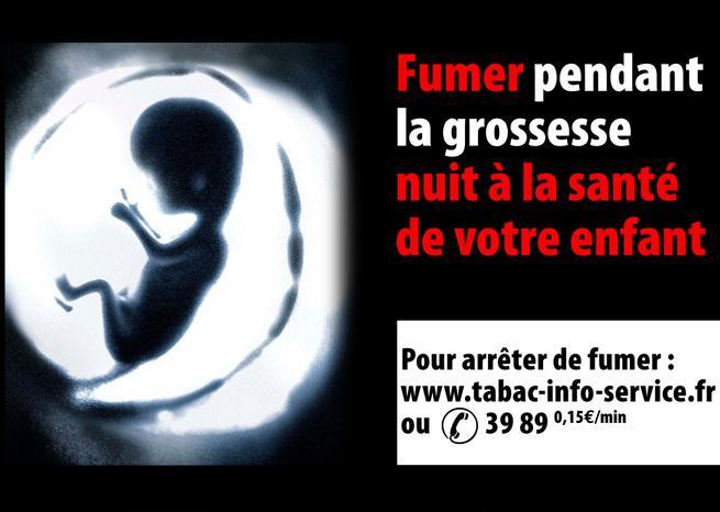 Grossesse : une fumeuse sur deux reprend après l'accouchement