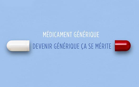 Génériques : une campagne pour dissiper la méfiance