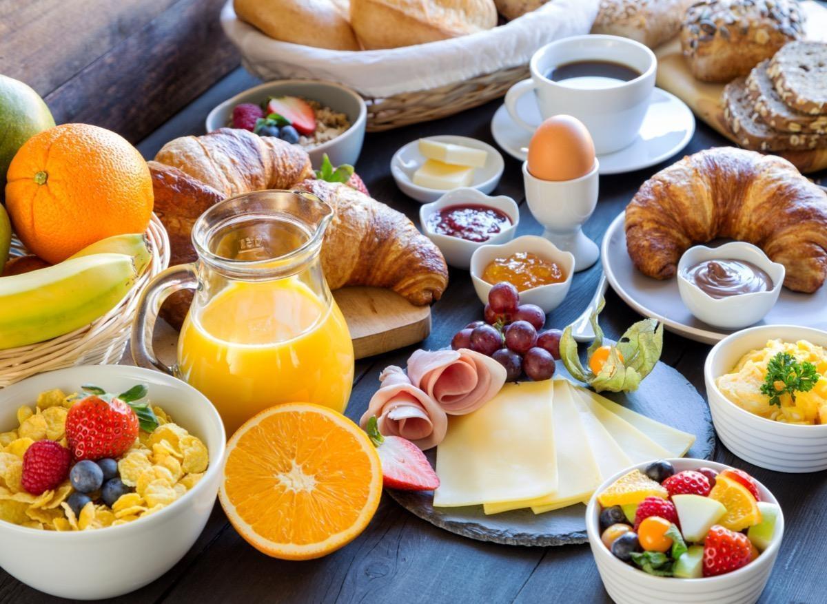 Bien manger au petit-déjeuner pour brûler plus de calories !