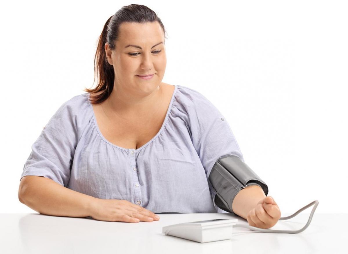 Hipertensión artérielle obésité