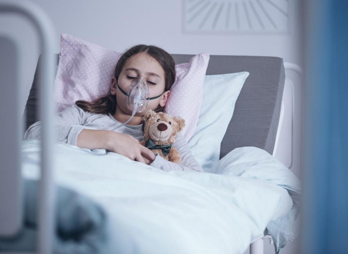 Pneumonie de l'enfant : la vaccination contre le pneumocoque reste ...