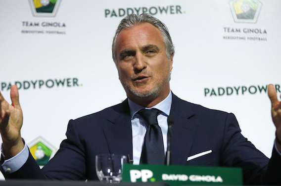 David Ginola : les raisons du quadruple pontage