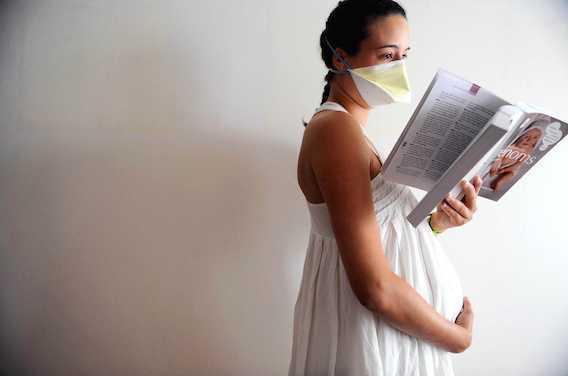 Grippe : traiter tôt les femmes enceintes réduit les symptômes