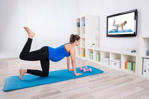 Le sport est bénéfique durant la grossesse