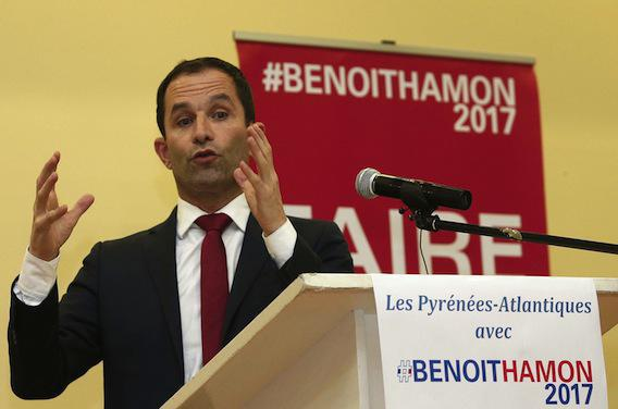 Benoît Hamon : \