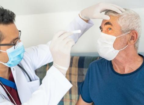 Covid-19 : le virus touche aussi les yeux - Pourquoi Docteur ?