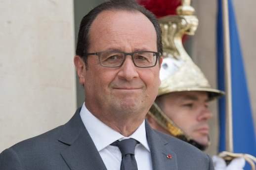 François Hollande affiche un bilan de santé normal