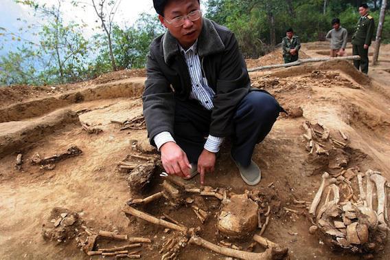 Une espèce humaine archaïque aurait résisté à l'âge de glace