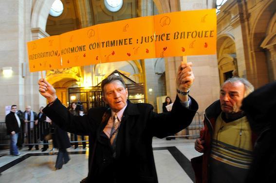Hormone de croissance : deux prévenus face à la justice civile