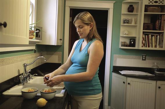 Grossesse : les femmes enceintes carencées en iode