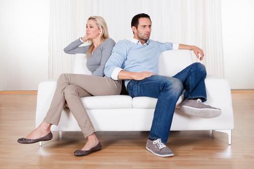 Quand une IST vient (à tort) perturber le couple
