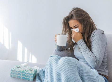 Grippe et Covid : la double infection est possible