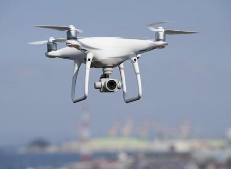 Coronavirus: en Italie, un drone pour évaluer la température des habitants