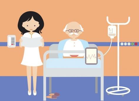 À 93 ans, il guérit du coronavirus et reçoit une haie d'honneur