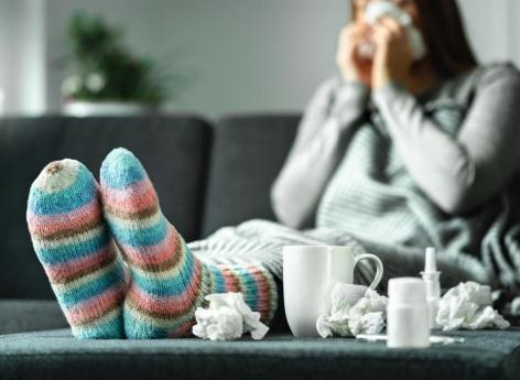Pourquoi tombe-t-on plus malade quand il fait froid ?