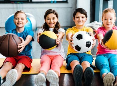 Déficit d'exercice chez les enfants dès l'âge de 10 ans
