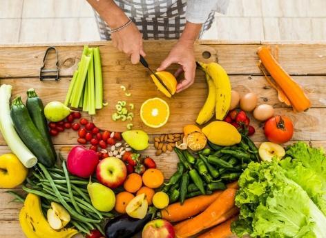 Perte de poids: le régime végétalien plus efficace que le régime méditerranéen