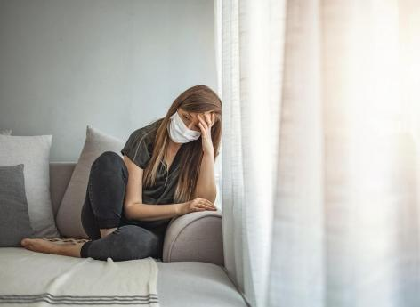 Covid-19 : une explosion des cas de dépression et d'anxiété en 2020