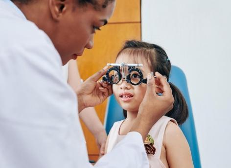 Confinement : une hausse sensible des cas de myopie chez les enfants - Pourquoi Docteur ?