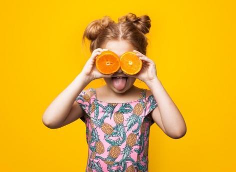 Manger des fruits et des légumes rend les enfants plus heureux