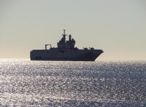 Un tiers des marins du porte-avions Charles-de-Gaulle positifs au Covid-19