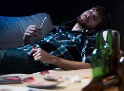Troubles mentaux : le cannabis ne soulage pas les symptômes