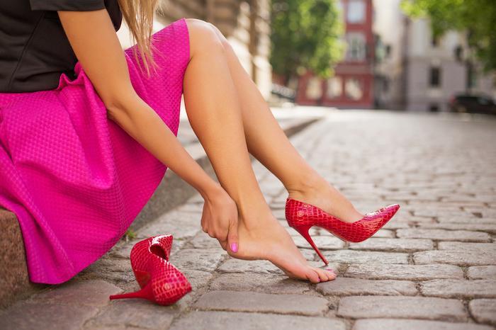magasin d'usine e18b7 4f77a Il faut apprendre à bien choisir ses chaussures