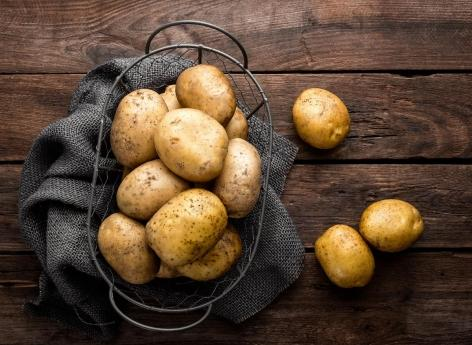 Hypertension : les bienfaits de la pomme de terre