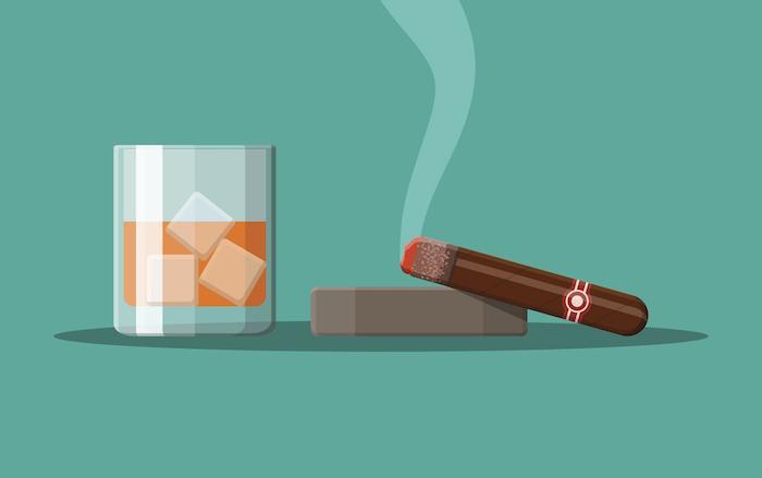 En 2015, l'Homme a perdu plus de 250 millions d'années de vie à cause de l'alcool et du tabac