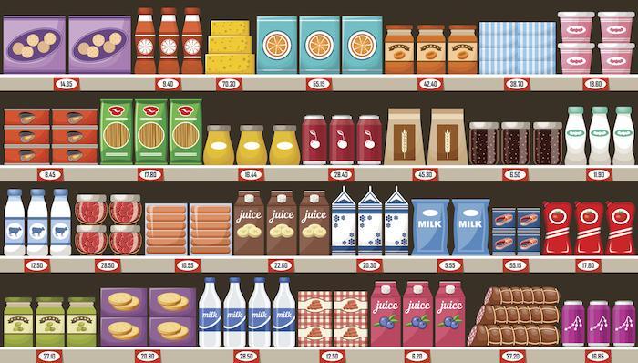 Sucre, sel, gras et pesticides cachés... : quels sont ces aliments qui nous \