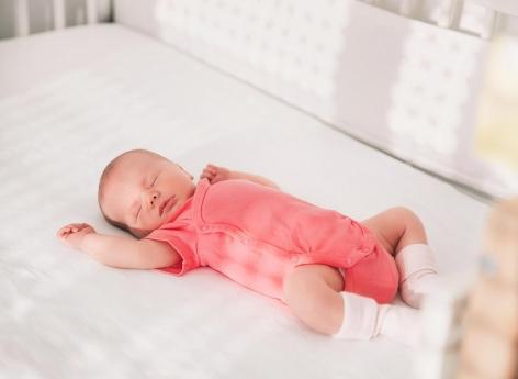 Mort subite du nourrisson : l'importance de coucher les bébés sur le dos