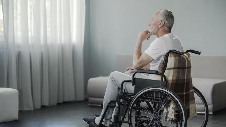 Les personnes malades ou handicapées sont les premières victimes de la solitude