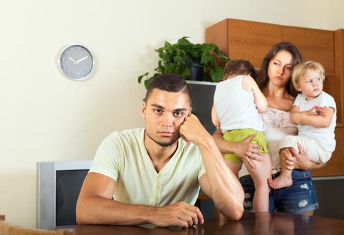 Dépression : le risque familial pèse sur 3 générations