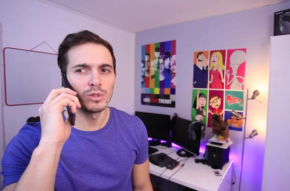 VIH : Jimmy fait l'con dans une vidéo pour la prévention