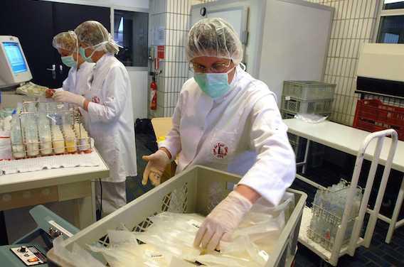 Lait maternel : la France manque de donneuses