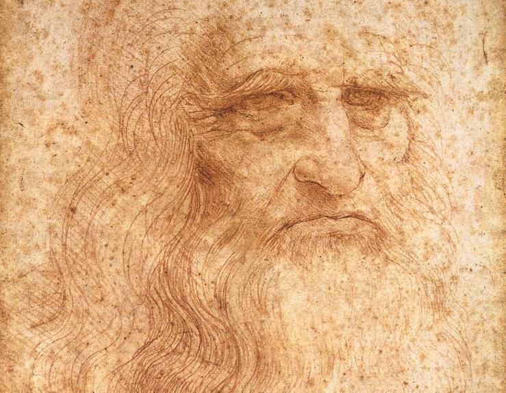 Léonard De Vinci : séquencer son ADN pour percer ses mystères
