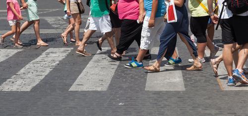 Activité physique : 3 Français sur 4 ne marchent pas assez