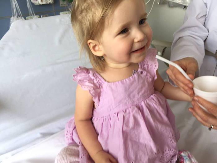 Alzheimer : Marian, 18 mois, souffre d'une forme infantile
