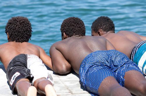 Coup de soleil : les jeunes à la peau mate sont plus à risque