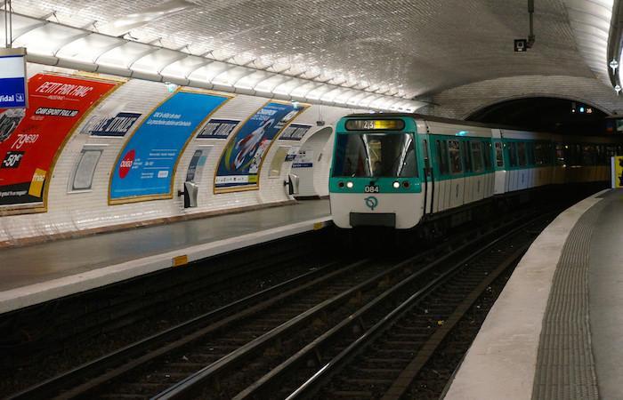 Pollution : les travailleurs du métro surexposés