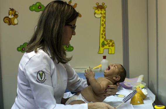 Zika : un suivi de 5 ans préconisé pour les enfants exposés au virus