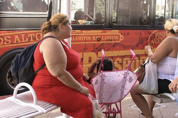 L'obésité des parents affecte le développement de l'enfant