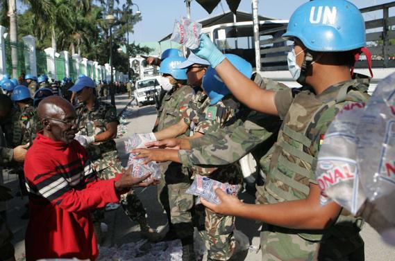 Choléra en Haïti : l'aveu de l'ONU était inévitable