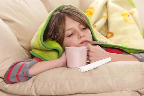 Grippe 2015 : 40 % des patients avaient moins de 15 ans