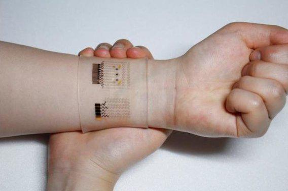 Diabète : un patch mesure le glucose dans la transpiration
