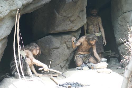 Génétique : l'homme a sélectionné l'ADN de Néandertal