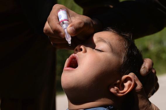 Ukraine : deux enfants touchés par la polio