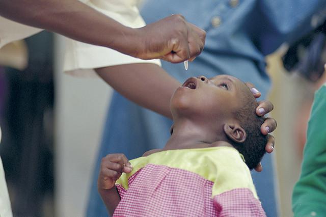 Polio : le virus éradiqué au Mozambique