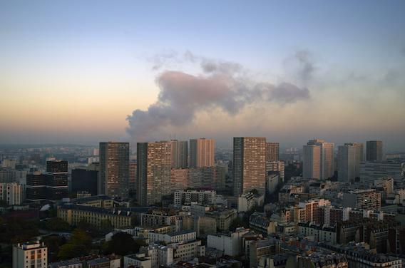 COP21 :  9 maladies respiratoires sur 10 liées à l'environnement
