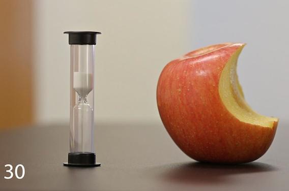 Manger lentement pour perdre du poids